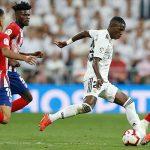 Vinicius, en la lista de los 40 finalistas al Golden Boy