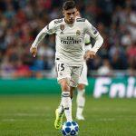 Fede Valverde, muy feliz por su debut con el Real Madrid