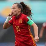 Claudia PINA, MVP del mundial y BOTA DE ORO con 7 goles