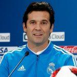 Solari: «Bale ha jugado un partido bárbaro, se ha comido todo, porterías, redes, tribuna»