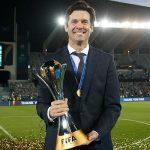 Solari: » Este título pone el broche de Oro a un gran 2018. Es mérito también de Zidane que ha ganado 3 Champions League seguidas»
