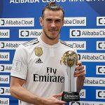 Bale, MVP del encuentro: «Estoy feliz por mi actuación peor lo importante es la victoria del equipo»