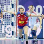 Las guerreras debutan en el Europeo «a lo grande» ante Croacia