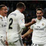 Carvajal sumó 150 victorias con el Real Madrid