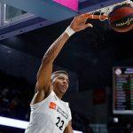 La Euroliga vuelve al WiZink Center con el Real Madrid-Valencia Basket