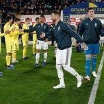 El Villareal hizo pasillo al Real Madrid