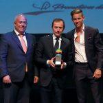 El Real Madrid y su Fundación, reconocidos en la I Gala del Deporte de la Fundación Ramón Grosso