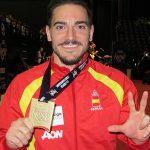 KINGTERO de ORO. Damián logra su quinto entorchado continental consecutivo y su décimo título entre individuales y por equipos