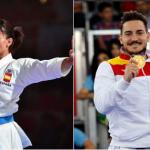Los 5 europeos consecutivos de Sandra Sánchez y Damián Quintero