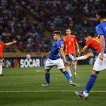 Resultados de nuestros madridistas en la Euro sub 21: La Roja de CEBALLOS se complica la clasificación tras perder en el debut ante Italia (3-1).