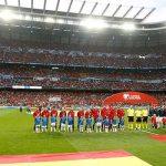 El Santiago Bernabéu, el estadio más talismán para España ( 28 triunfos en 45 partidos)