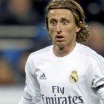 OFICIAL: Modric, lesión muscular