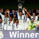 Hace tres años, el Real Madrid conquista la primera Supercopa de Europa del ZidaneTeam.