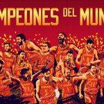 ESPAÑA, ¡¡CAMPEONA DEL MUNDO DE BALONCESTO POR SEGUNDA VEZ EN SU HISTORIA!! (75-95)