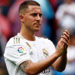 """Hazard: """"Ramos aún tiene mucho fútbol en sus botas, me hubiera gustado seguir jugando con él"""""""