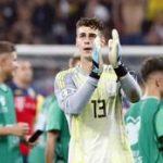 Kepa se consagra como el portero titular de España