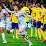 Rodrigo sella la clasificación de España para la Euro 2020