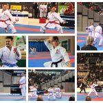 ¡Matrícula de Honor para el Karate español. 2 oros y 6 bronces, 8 medallas que reafirman a España como potencia mundial.
