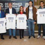 Roberto Caros y Solari promueven el uso del metro para acudir al próximo Corazón Classic Match