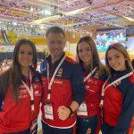 Los equipos de Kata, masculino y femenino logran sendas medallas de plata. El Karate español cierra la Premier de Dubai con 6 medallas (2 OROS, 3 PLATAS, 1 BRONCE).