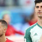 Hazard y Courtois, únicos madridistas que jugará los cuartos de final de la Eurocopa