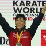 Sandra Sánchez confirmada como la mejor karateca de la historia.