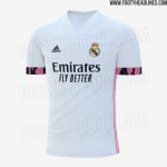 Filtran la camiseta del Real Madrid para la próxima temporada