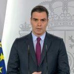 El presidente del Gobierno, Pedro Sánchez, estudia una prórroga única hasta finales del mes de Junio.