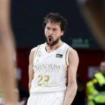 Llull se convierte en el segundo jugador de la historia del Real Madrid con más minutos disputados en la era ACB