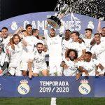 El Real Madrid será cabeza de serie en el sorteo de la fase de grupos de la Liga de Campeones.