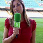 Nira Juanco, la primera periodista que pondrá voz también a los comentarios en el FIFA 2021