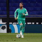 Ramos, incluido en el once ideal de 2020 para el diario L´Équipe