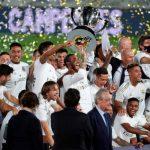 El curioso triplete que busca el Real Madrid, Liga, Zamora y Pichichi, 31 años después.