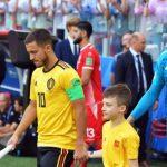Hazard y Courtois, convocados con Bélgica para los partidos ante Dinamarca e Islandia
