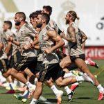El posible once del Real Madrid ante el Cádiz