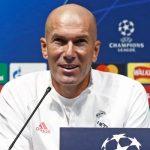 Zidane: «Queremos jugar con alegría. Hay que tener paciencia»