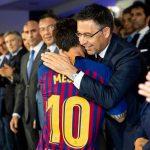 El bufete de abogados del Barça despididos por traicionaron al club y asesorar a Messi para su salida.