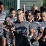 Real Madrid Femenino   Calendario y dorsales temporada 2020/21