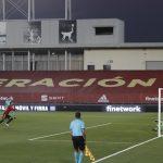 Ramos sigue su idilio con el Di Stéfano ( debut con la roja y doblete).