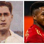 Ansu Fati, el goleador más joven de la historia de España.