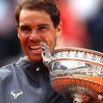 Rafa y su camino hacia el 12+3 en Roland Garros. Desde 2005, ha ganado todos los torneos excepto 3.