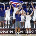 ¡Campeones de la Supercopa 2020!, 7 tìtulos, el equipo màs laureado del torneo.