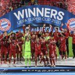 El SuperCampeón de Europa es el Bayern: El Sevilla lo tuvo, cayó con honor pero suma cinco finales perdidas de Supercopa de Europa.