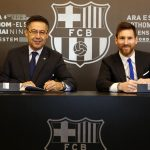 La opinión de Valeria Paz: » No se engañen culés, a Messi no lo dejan ir»