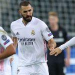 Benzema y Casemiro se estrenan en la presente Champions: 4 goleadores madridistas en Europa en la 2020/21.