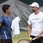 Djokovic se rindió a Rafa y dejó en evidencia a su «fanfarrón» técnico, Ivanisevic.