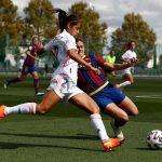 Dura derrota para el Real Madrid Femenino en su debut liguero