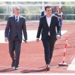 Molina renueva como director deportivo de España hasta 2023. Clave en la elección de Ansu Fati y Adama Traoré por España.