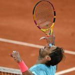 El Emperador Nadal ya está en semifinales y sin ceder ni un sólo set. Dos partidos más para el Roland Garros 12+1.
