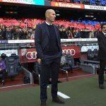 Zidane: «No tenemos regularidad»